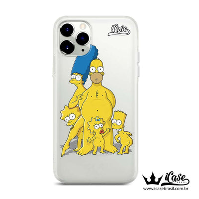 Capinha Nudes Simpsons