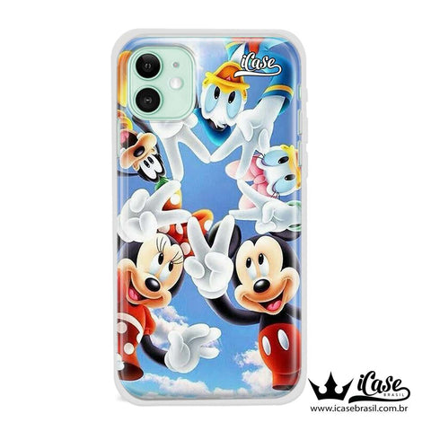 Capinha Turma do Mickey - 1