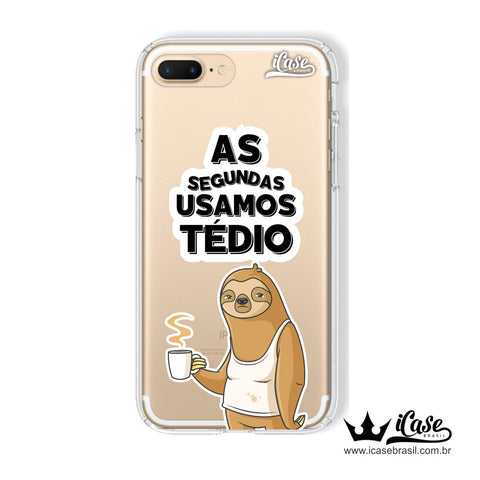 Capinha As segundas, usamos tédio