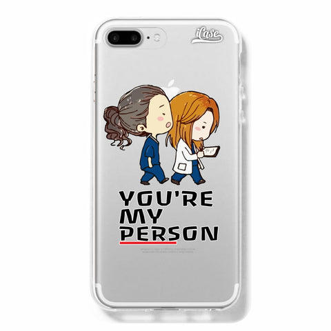 Capinha You are my Person - 2