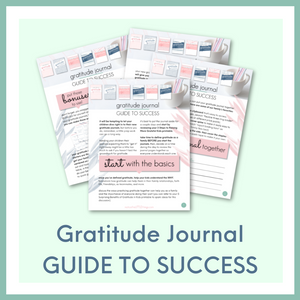 Kids Gratitude Journals Bundle + Videos GUIDE TO SUCCESS - $9 Value