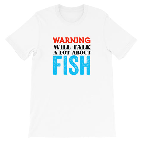 WARNING TALKS A LOT ABOUT FISH