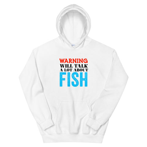 WARNING TALK ABOUT FISH