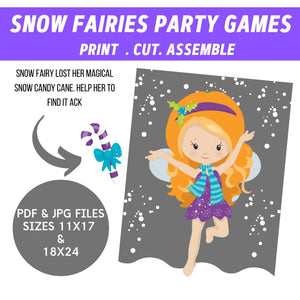 Fairies Birthday Party Package