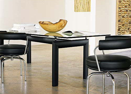 GFURN Design tables located in Montreal