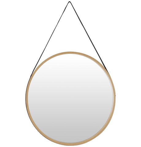 Buttercup Round Wall Mirror