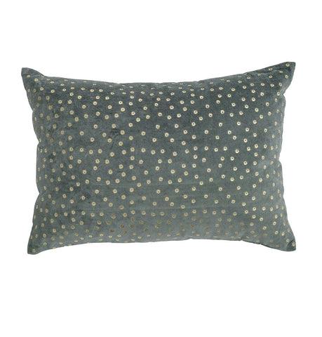 Rectangle Cushion - Green - 60cm x 40cm