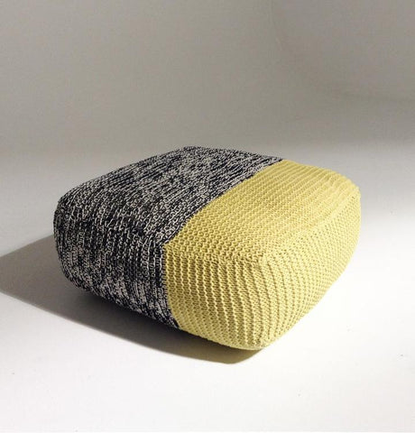 Shop Handknitted Floor Cushions by GFurn