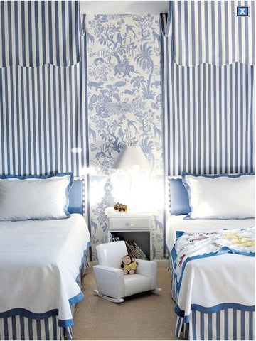 Classically styled :: Blue and white create the perfect pairing in any home — The Entertaining House