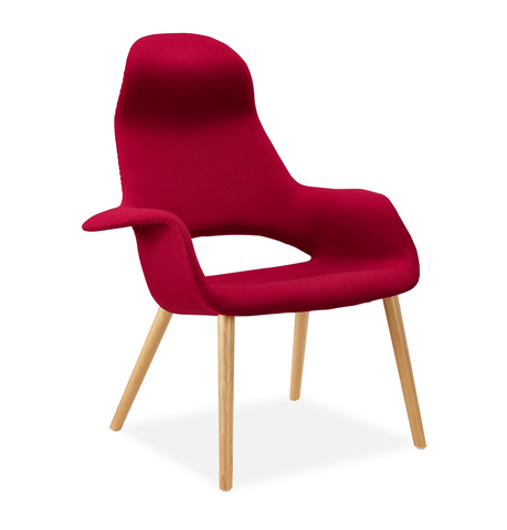Organic Chair - High Back - Reproduction