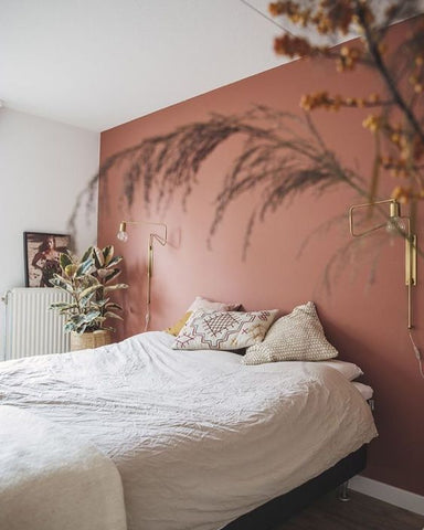 75 Romantic Bedroom Decor Ideas With Plant Theme