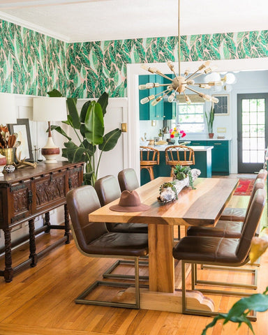 The Eclectic Glamazon Home Tour • Summer 2019 » Jessica Brigham