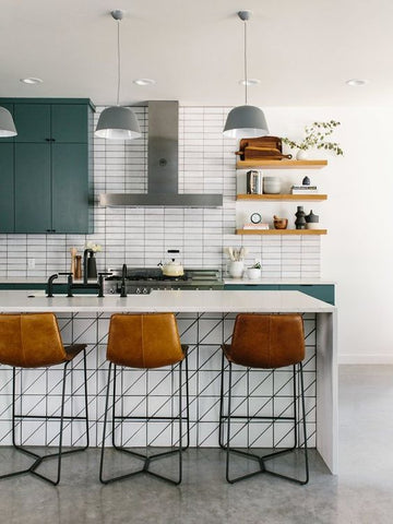 The Heart of the Modern Home: A Kitchen to Live In