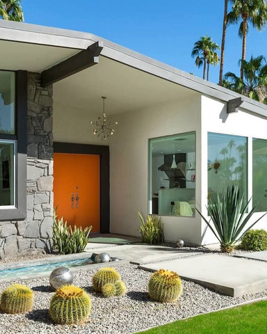 Updated Palm Springs Midcentury Modern Beauty Asks $1.6M