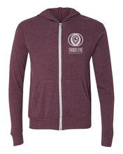 Load image into Gallery viewer, Live Life Full Zip Lightweight Hoodies