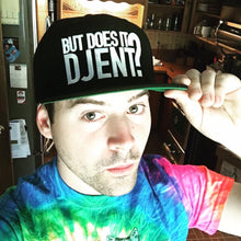 "Load image into Gallery viewer, ""But Does it DJENT?"" Snapback (Pre-Order)"
