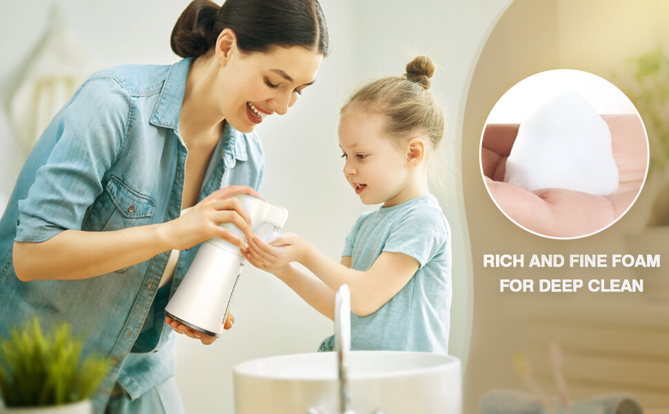 HadinEEon touchless foaming soap dispenser
