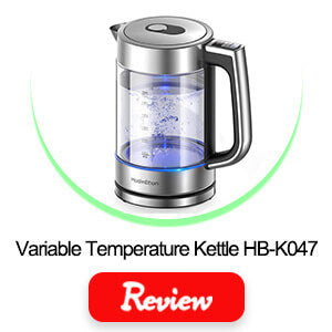 Variable Temperature Kettle HB-K047