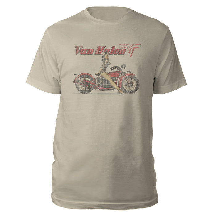 Motorcycle Pin-Up Tee