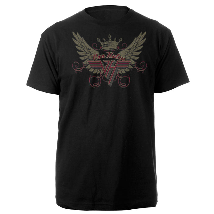Winged Crown Logo Tee