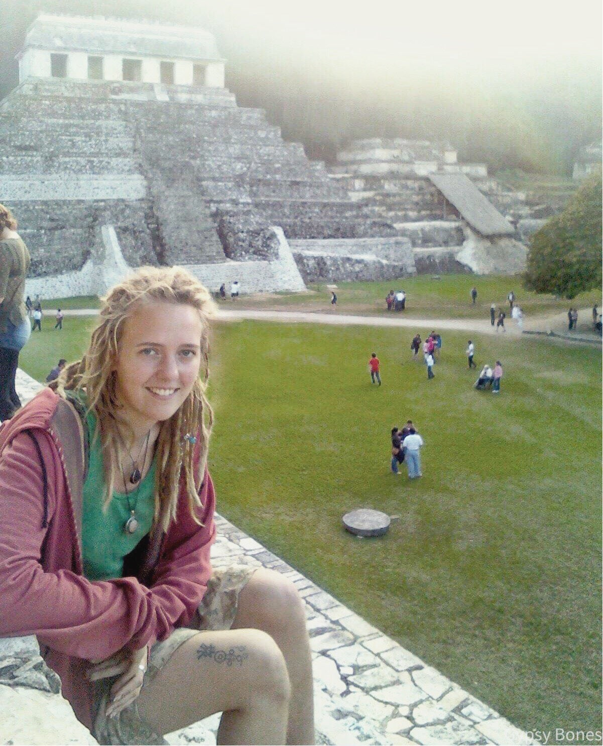 Trip to Ancient Mayan Pyramids in Yucatan Peninsula 12/21/2012