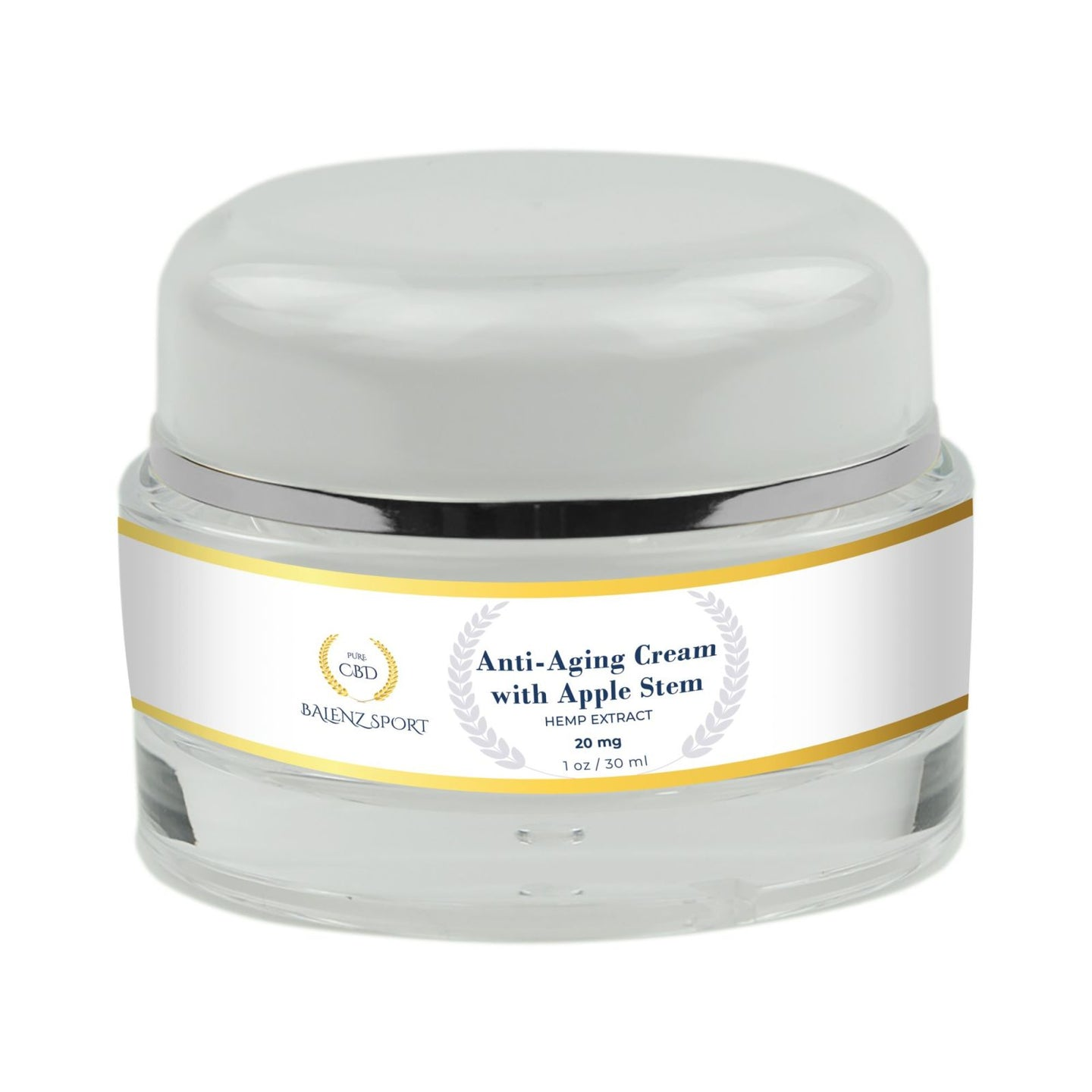 ANTI-AGING CREAM WITH APPLE STEM 20MG