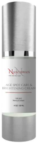 AGE SPOT CARE & BRIGHTENING CREAM (100MG)