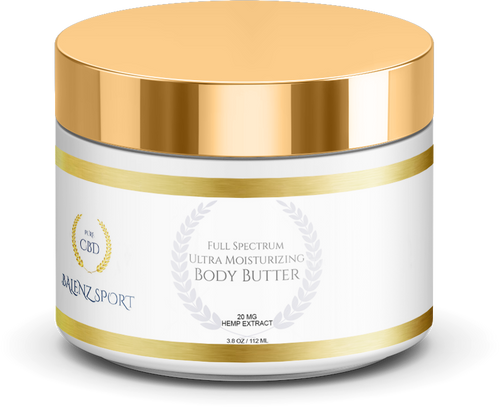 ULTRA MOISTURIZING BODY BUTTER 20MG