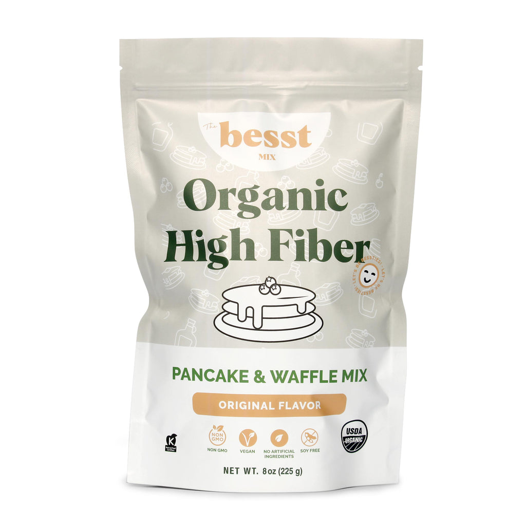 Let's Be Bessties!™ High Fiber Pancake and Waffle Mix - Original
