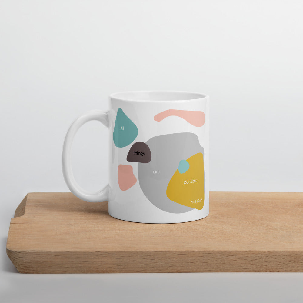 Encouraging bible verses mug