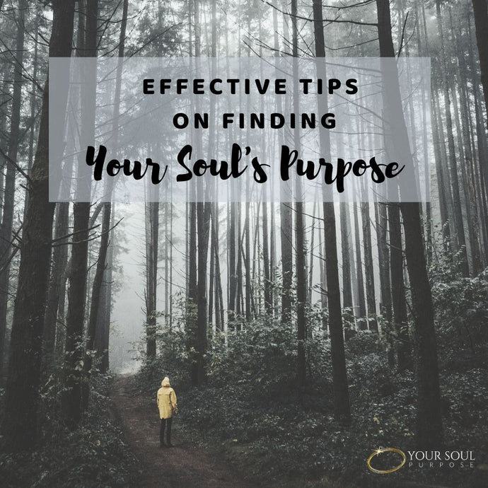 Effective Tips on Finding Your Soul's Purpose