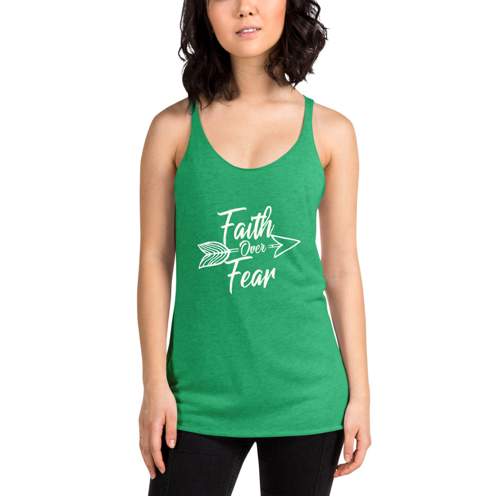 Faith Over Fear - Women's Tank