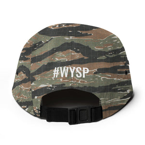 WYSP - What's Your Soul Purpose? - Five Panel Cap