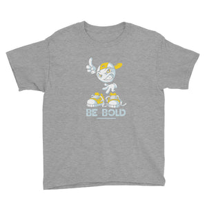 Be Bold - WYSP - Youth Short Sleeve T-Shirt