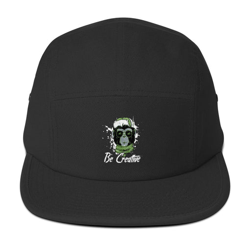 Be Creative - Five Panel Cap