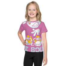 Load image into Gallery viewer, Be Bold - All Over - Pink - Kids T-Shirt