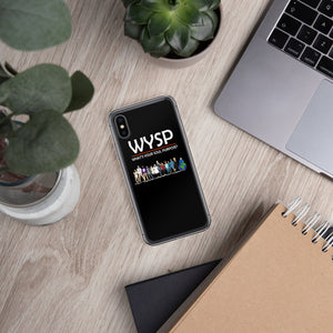 WYSP - What's Your Soul Purpose? - People - iPhone Case