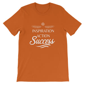Inspiration Action Success - Short-Sleeve Unisex T-Shirt