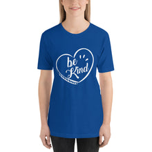Load image into Gallery viewer, Be Kind - Short-Sleeve Unisex T-Shirt
