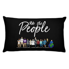 Load image into Gallery viewer, WYSP - People - Black & White - Premium Pillow