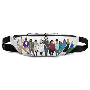 We the People - Bold - Black - Fanny Pack