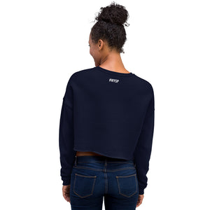 Be Bold - Crop Sweatshirt