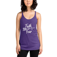 Load image into Gallery viewer, Faith Over Fear - Women's Tank