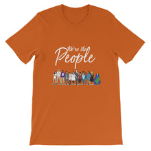 Load image into Gallery viewer, We are the People - Bold - White - Short-Sleeve Unisex T-Shirt