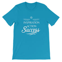 Load image into Gallery viewer, Inspiration Action Success - Short-Sleeve Unisex T-Shirt