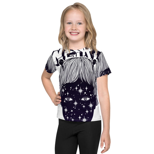 Stay Weird - All Over - Kids T-Shirt