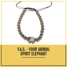 Load image into Gallery viewer, Y.A.S. - Your Animal Spirit - The Elephant
