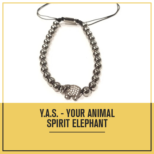 Y.A.S. - Your Animal Spirit - The Elephant