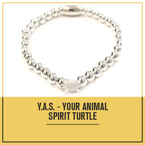 Y.A.S. - Your Animal Spirit - The Turtle