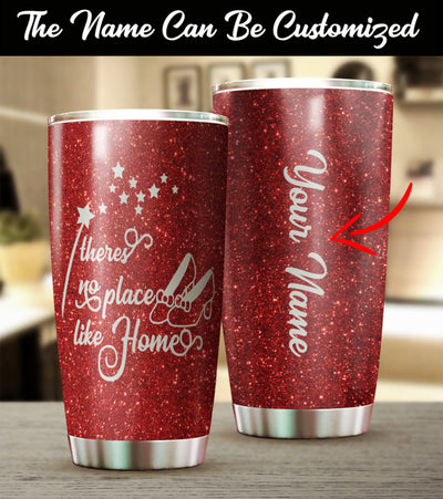 Customized No Place Like Home Tumbler